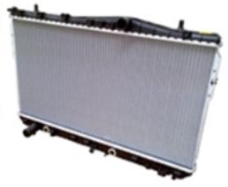 Радиатор для матиза
