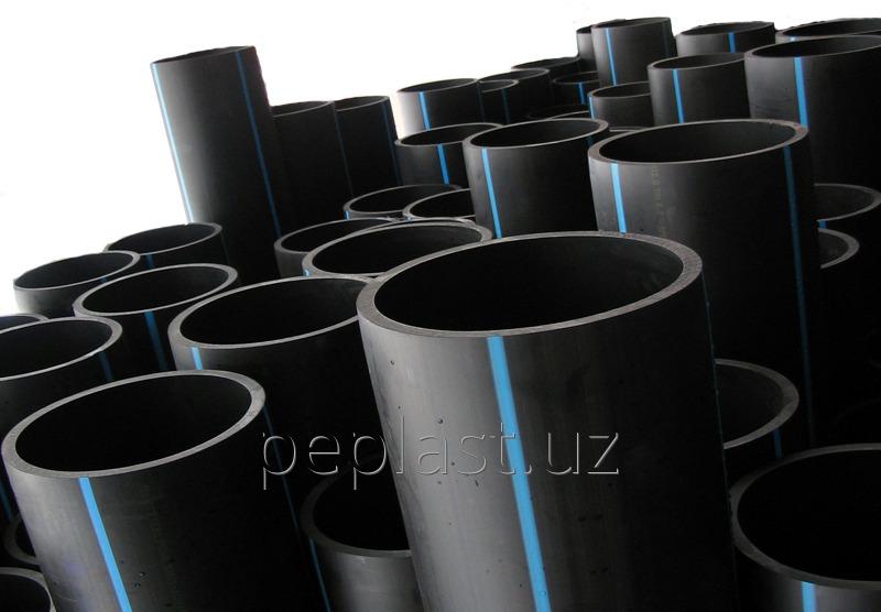 Полиэтиленовые трубы диаметр 32