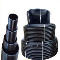 Трубы полиэтиленовые диаметр 40