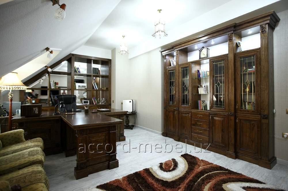 """Мебель деревянная для кабинета от """"Accord Mebel"""""""