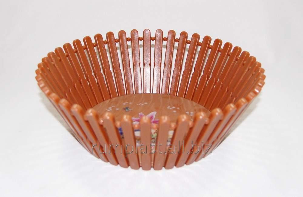 Buy Round bread basket Art. 02