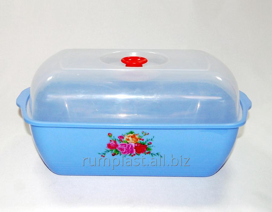 Buy Bread box with a cover