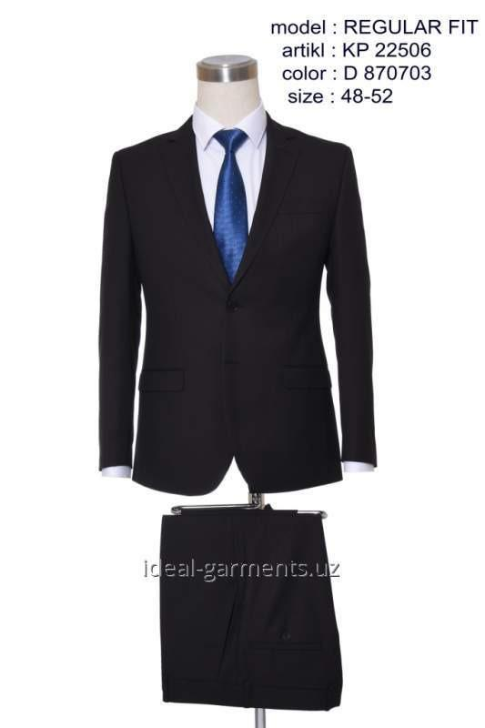 Suit man's Regylar Fit KP 22506