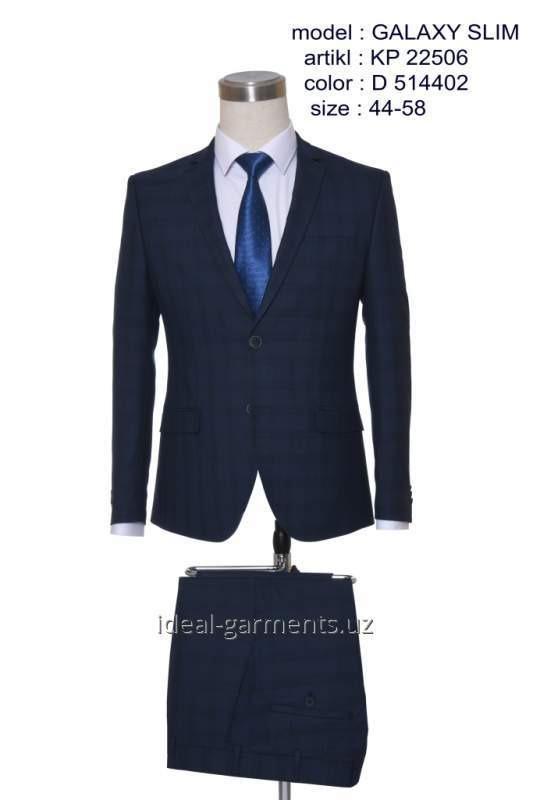 Suit man's Galaxy Slim KP 22506