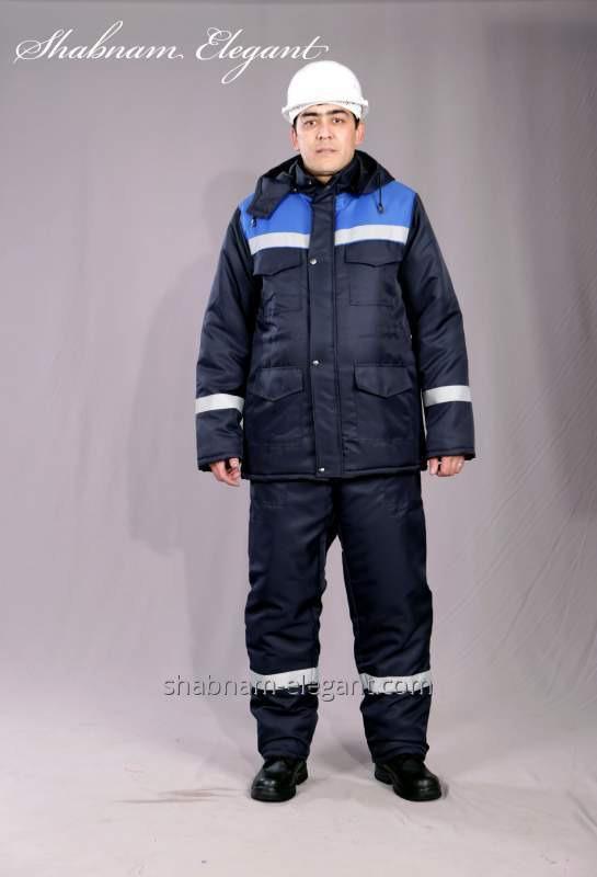 Куртка с полукомбинезоном Арт.018