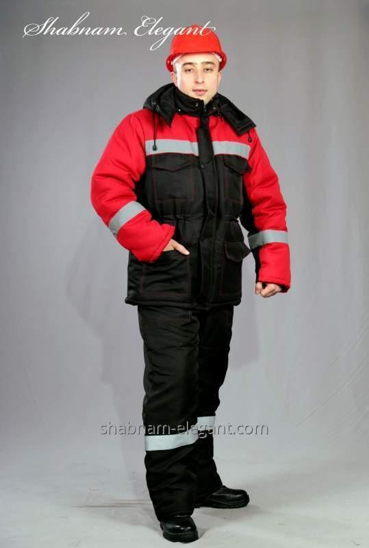 Куртка с полукомбинезоном Арт.020