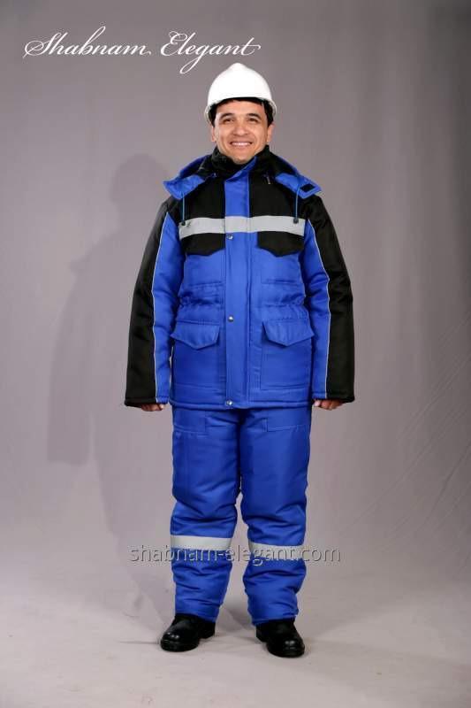 Куртка с полукомбинезоном Арт.023