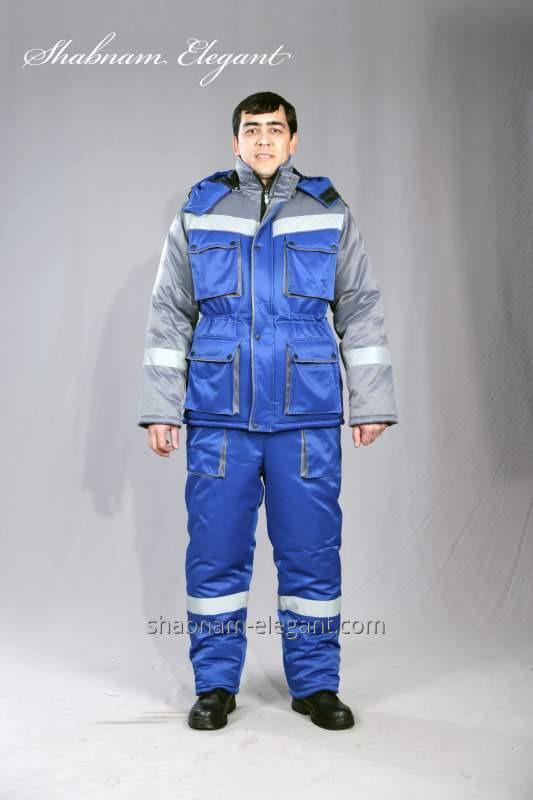 Куртка с полукомбинезоном Арт.025