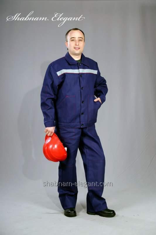 Костюм с полукомбинезоном Арт.036