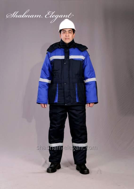 Куртка с полукомбинезоном Арт.039