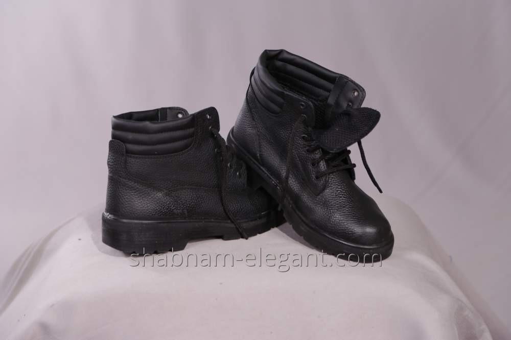Ботинки рабочие черные