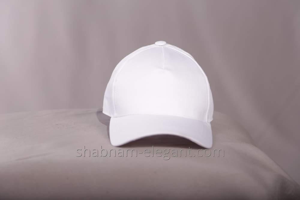 Baseball Cap biały