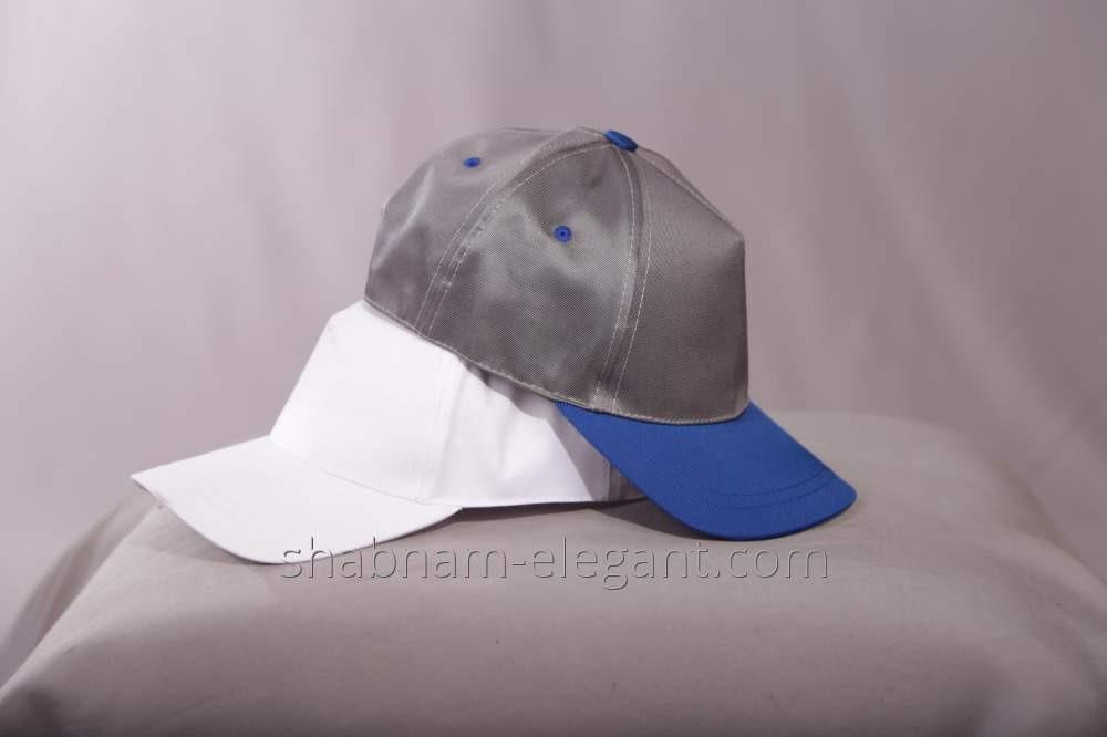 The baseball cap is two-color
