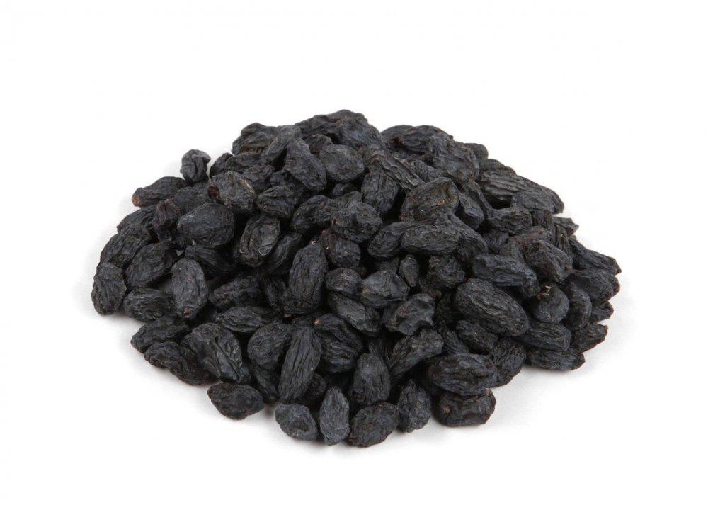 Изюм черный теневая сушка