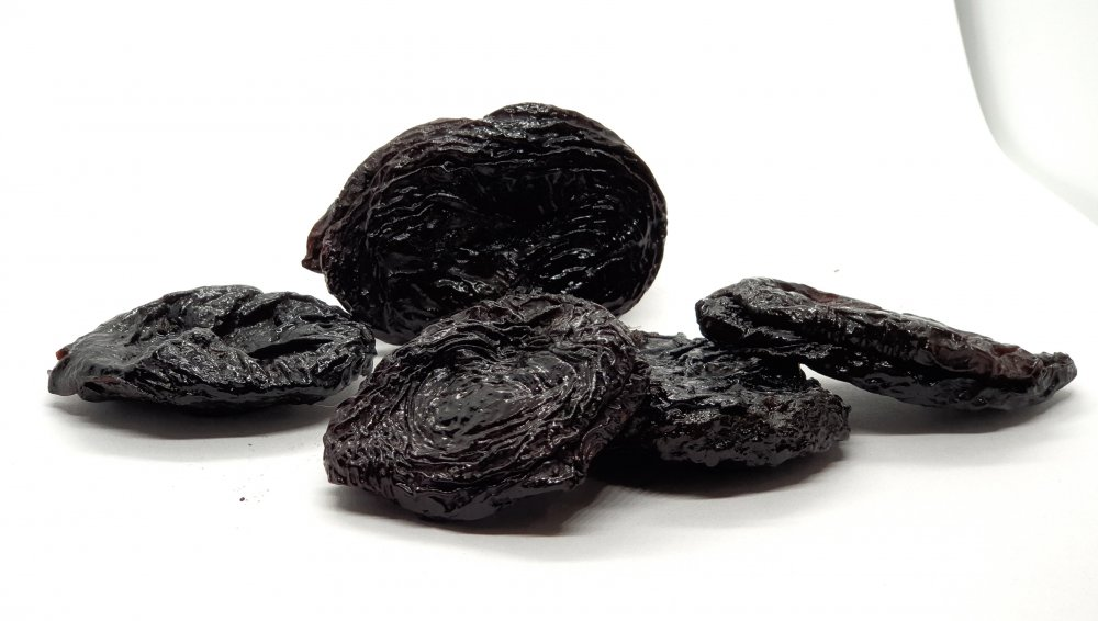 Buy May sour prunes with stone, first grade
