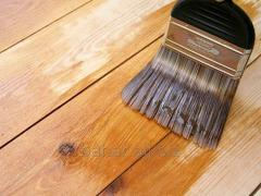 Varnishes, alkyd, for in-house and outdoor work