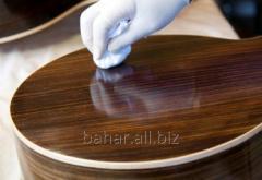 Varnishes, for furniture