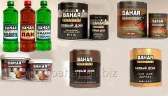 Varnish-and-paint coatings