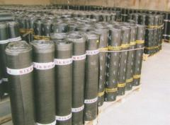 Waterproofing and roofing material BIKROM
