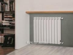 Radiators amd boilers, central heating