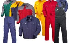 Overalls for service centers