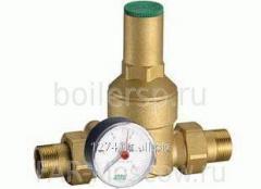 Water pressure reducers