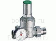 Pressure Reduction Valves