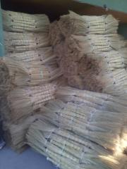 Broom sorghum five-way