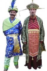 Carnival costumes for adults