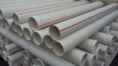 Труба ПВХ канализационная ⌀110 мм 2,2 мм 0,5 м