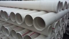 Труба ПВХ канализационная ⌀160 мм 3,6 мм 3 м
