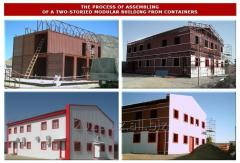 Mobile buildings under office, premises,