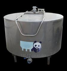 Танк-охладитель для молока