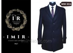 El traje de hombre 1765