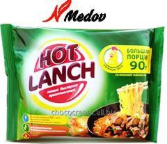 Hot Lunch с куриным вкусом 90гр