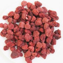 Dried raspberries