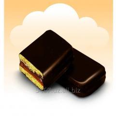 Печенье - Мармеладное прямоугольное в глазуре