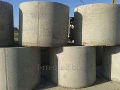 Ferro-concrete rings