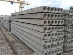 Reinforced-concrete slab