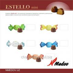 Шоколадные конфеты Estello mini