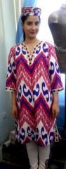 Узбекское национальное платье