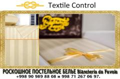 Bed linen class Luxury of Biancheria Da Favola