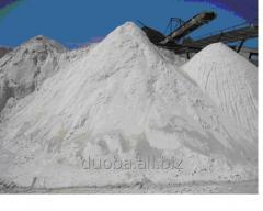 Limestone powder for compound feeds