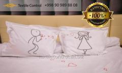 Las telas para la ropa de cama