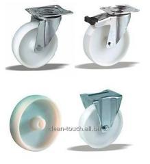 Industrial wheels