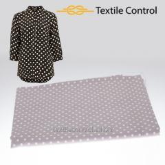Las telas para la costura de la ropa (el percal,