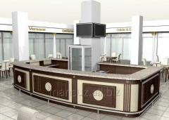 Accessories for bar counters