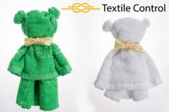 Advertising and corporating textile