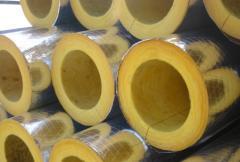Slag cotton cylinders