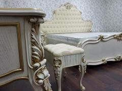 Furniture set for a bedroom